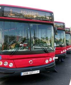 Autobuses Tussam