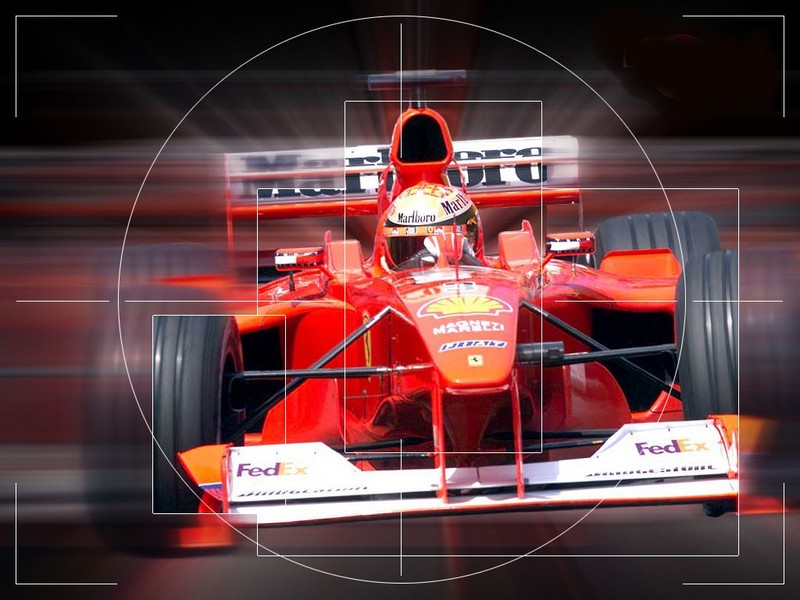 Coche Ferrari
