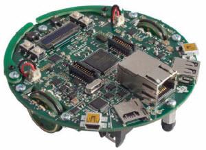 Stellaris Robotic Eval Board